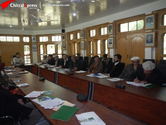 Inception and Planning Workshop for WES Project held in DCO Office