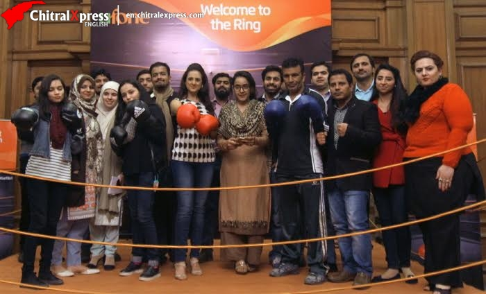 Ufone sheds light on yet another accomplished Pakistani