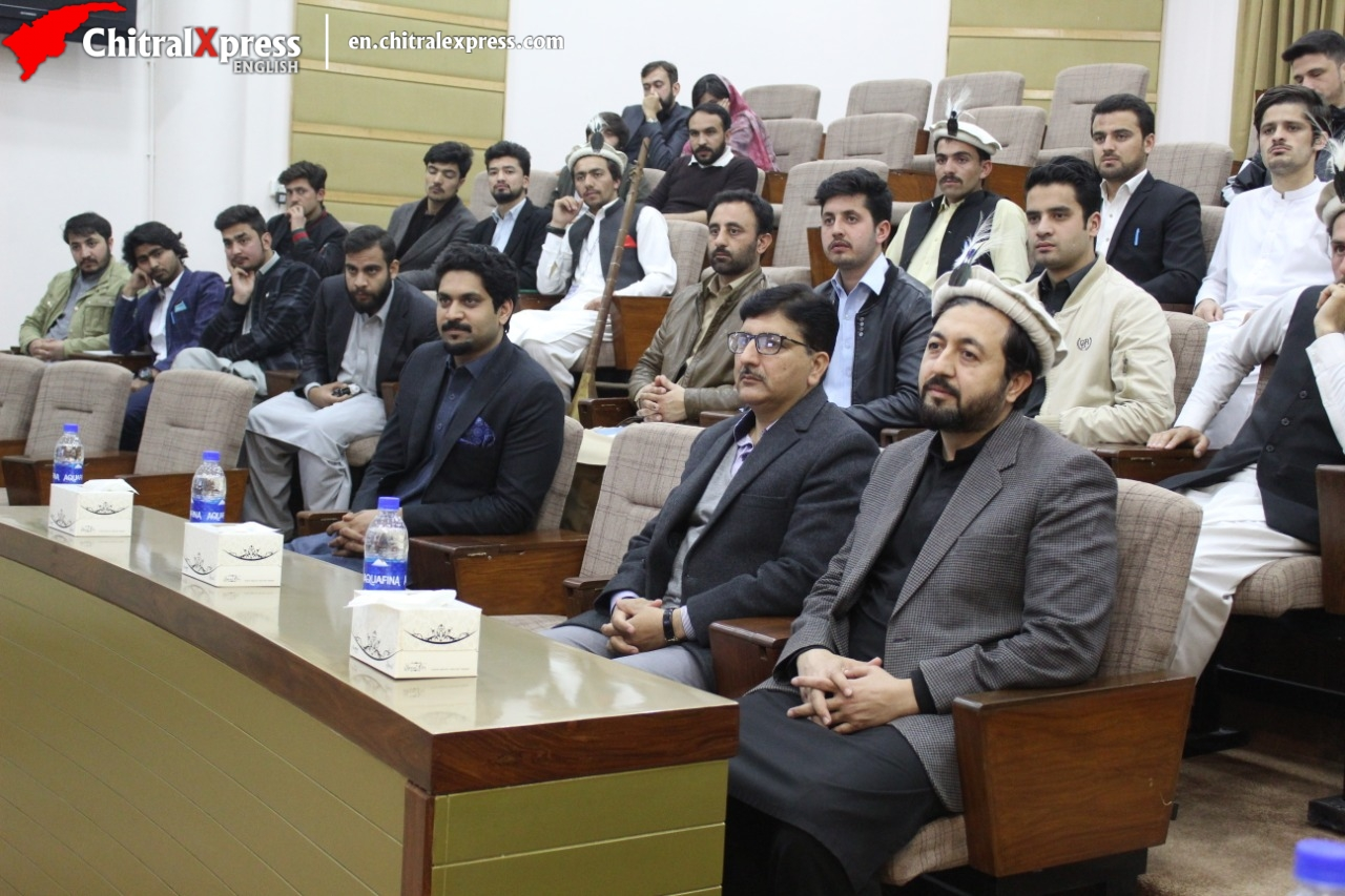 University of Chitral and IMSciences Hold Business Idea Workshop